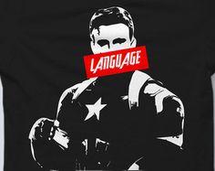 Staunen Avengers Alter von Ultron T-shirt - Captain America