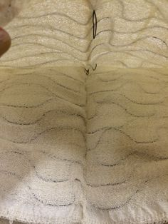 Technical textiles silk and wires to measure the lung capacity for newborn babies