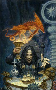 REPRESENTATION FOR GODS BY ANTON LOMAEV