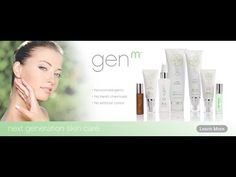 """Everyone wants beautiful skin. Find it naturally with GenM, Zija's complete anti-aging and all natural line of skin care products based around nature's """"mira. Health And Nutrition, Health Tips, Independent Distributor, Natural Line, Crossed Fingers, I Work Out, Weight Management, Anti Aging, Rid"""