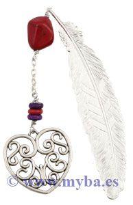 Diseños de bisutería para el día de los enamorados, San Valentín.