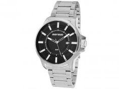 Relógio Masculino Mormaii MO2315ZI/3P - Resistente à Água