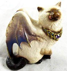 shopgoodwill.com: Windstone Edition Flap Cat Figurine