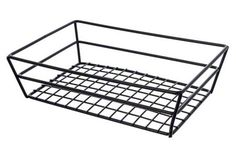 $4.89 American Metalcraft RMB95B Rectangular Wire Grid Basket, ... https://www.amazon.com/dp/B00AKBM4LW/ref=cm_sw_r_pi_dp_x_PZ5dybNJH1BSF