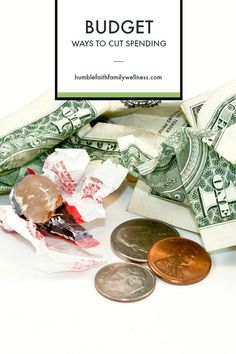 Budget: Part One – Ways to Cut Spending