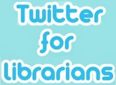 Links and information on using Twitter for librarians and other information professionals. You'll find information on basic introductions to Twitter,... Library Inspiration, Library Ideas, Social Networks, Social Media, Library Decorations, Middle School Libraries, Library Bulletin Boards, Information Literacy, Research Skills