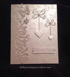 https://flic.kr/p/pJTDY3 | Love making wedding cards.