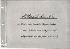 Rittergut Orr - Uta Westphal Erinnerungen - 24