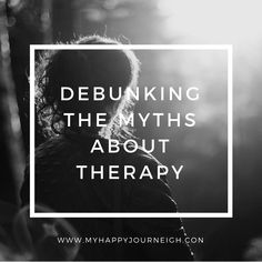 Considering therapy but having some reservations? Check out this post debunking some common therapy myths.