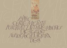 Haec certe - Quote by Propertius