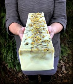 Organic Soothing Herbal Artisan Soap - Organic Botanical Bodycare and Herbal Medicinals from Fawn Lily Botanica