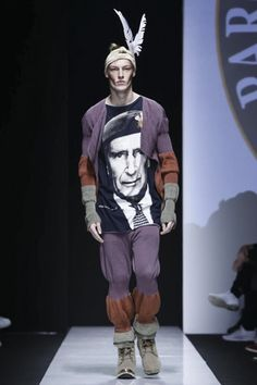 Vivienne Westwood Menswear Fall Winter 2015 Milan - NOWFASHION