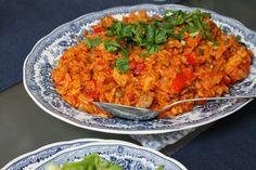 Diana's Cook Blog: Souvenir de Nouvelle-Orléans : Jambalaya & « Salade sensation »
