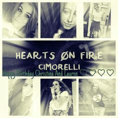 Happy Birthday!!! #ChristinaCimorelli #LaurenCimorelli