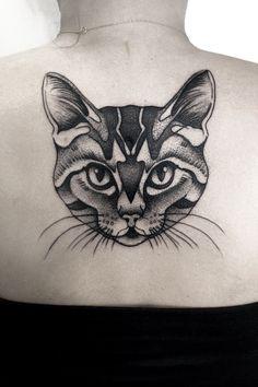Tattoo by Kasia Oskarbska 2015