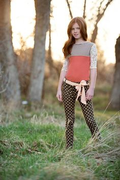 Persnickety Clothing - Cecile Top -