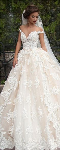 Lace Wedding Dresses (33)