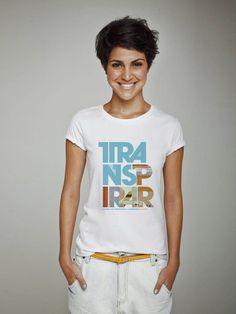 Camiseta Feminina Huck Transpirar 2 - Feminino