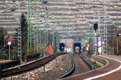 2012-03-20: railroad and tunnel