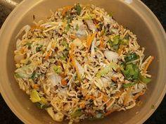 Yum Yum - Salat, ein tolles Rezept aus der Kategorie Camping. Bewertungen: 92. Durchschnitt: Ø 4,3.