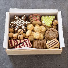Cook's Illustrated Holiday Cooking Guide - Holiday Kitchen Gift Guide, Christmas Cookies, Holiday Baking, Holiday Entertaining, DIY Holiday Kitchen Gifts around the world science Christmas Cookie Boxes, Christmas Cookies Packaging, Cookie Packaging, Holiday Cookies, Christmas Desserts, Holiday Treats, Christmas Treats, Holiday Recipes, Christmas Christmas