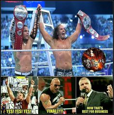 This was  awesome! ...☆ .☆. .☆. .☆. #wwe #wwefan #wweforever #wweuniverse #wrestlingislife #rockqueen94 #Rock_queen94  #sdlive #wrestlingislife #wwe #wwe #wwefan #wweforever #wwefan #wwememes #wwefan #undertaker #wwe #raw #deadman #raw #wwe #wrestling #wrestlemania33 #wwefan #raw #wweforever #meme #wwe #undertaker  #wwe #thankyoutaker #wwe #jeffhardy #matthardy #broken #wweforever