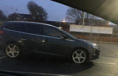 Asda Parking