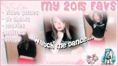 MY 2015 FAVORITES | FantasyGodiva Hey guys comment down below what your 2015 Favorites are! I'm really curious to know! The categories are  Video Games TV Shows Movies Animes and Songs. M Y  2 0 1 5  F A V O R I T E S  VIDEO GAMES  Until Dawn [REVIEW @http://bit.ly/1PW7Y6P] Dragon Quest Heroes [REVIEW @http://bit.ly/1TDnw33] Rogue Galaxy Tales of Graces F & Rise of the Tomb Raider  TV SHOWS  Walking Dead Pretty Little Liars Arrow Flash All About My Mom & I Have A Lover  MOVIES  Minions…