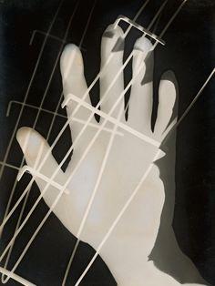 Fotogramm (1926)   László Moholy-Nagy   © 2016 Hattula Moholy-Nagy/VG