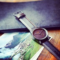 Billet Auto Watch by House of Marley