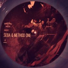#nowspinning Seba & Method One - Let's Be Done With This/Silicon Nature. Samurai Music: SMG010 (2016). Landed today lovely piece of turquoise grey and black marbled vinyl. First of a few releases pairing Seba with Method One. A side is a dark affair. Sinister chords play over a break and scatty hat. The kick punches hard through my cans and the bass is like the Mariana Trench - deep. Phasing drums ride the track and it is peppered with sci-fi sounding efx's. Mint! Flip side is more of the…