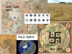 Old VS New Maps