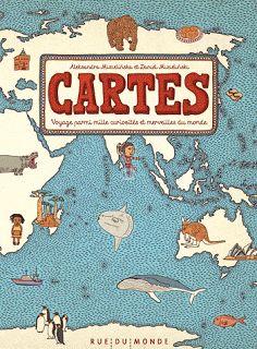 Petit à petit... Montessori: Cartes