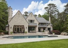 Tuxedo Park Residence - Harrison Design - undefined - Discover more at harrisondesign.com