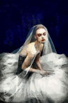 The dying swan by DancerOfTime.deviantart.com on @DeviantArt