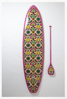 Check out these chic SUP's. Can you imagine one with a Tipsy Skipper print?! #TDF tipsyskipper.com