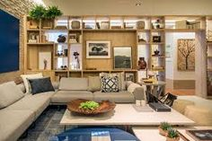 ambientes com divisao sala e cozinha - Pesquisa Google