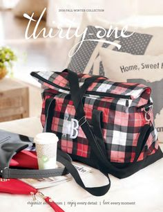 THIRTY ONE FALL/WINTER 2016 CATALOG  www.mythirtyone.com/jacobsonj