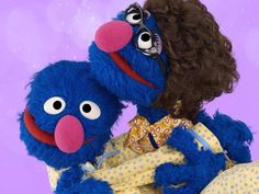 Grover and Mommy