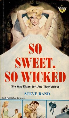 """So Sweet, So Wicked"" 