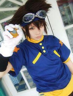 Taichi | Digimon Adventure #cosplay #anime