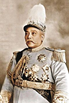 Yuan Shikai (袁世凱), as President of the Republic of China , from 10 March 1912 – 22 December 1915 and 22 March 1916 – 6 June 1916.