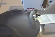 >easy rolled hem especially for round circles/round curves