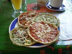 Platos Latinos, Blog de Recetas, Receta de Cocina Tipica, Comida Tipica, Postres Latinos: Sopes - Recetas Mexicanas