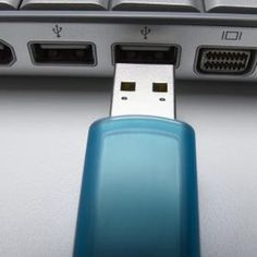 A flash drive can add available RAM to your computer.