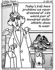 Maxine Cartoons To Share   Maxine 29-02-12