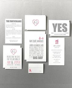 hellolucky.com big day wedding invitations $4.20 each