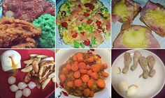 Facebook page showing what diet meals REALLY look like goes viral