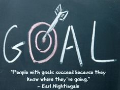 What are your goals? #Business #success #quote