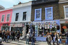 Portobello Road, London W11  https://farm4.staticflickr.com/3879/14510964939_afad59616c_h.jpg